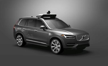 Volvo bo za Uber izdelal več deset tisoč samovozečih avtomobilov