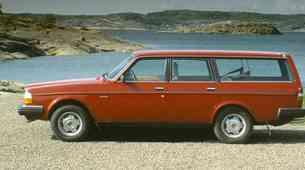 Zgodovina: namesto znamke ležajev je Volvo postal sinonim varnega avtomobila