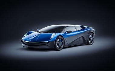 Elextra je švicarski tekmec Tesline limuzine