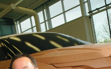 Intervju: Julian Thompson, direktor Jaguarjevega oddelka za napreden dizajn