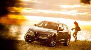 Test: Alfa Romeo Stelvio 2.2 Diesel 16v 210 AT8 Q4 Super