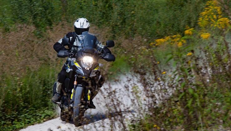 Test: Suzuki V-Strom 1000 XT - Dr. Big je dobil naslednika