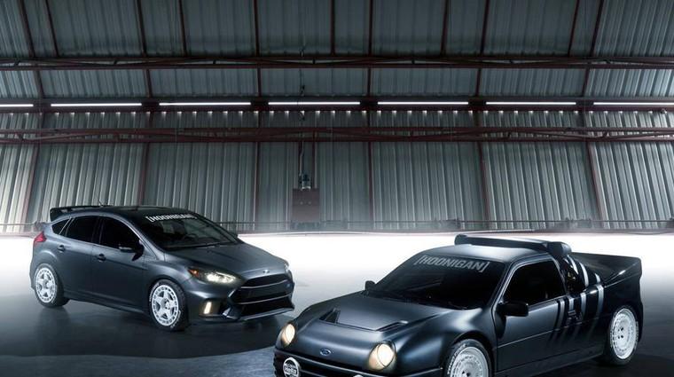 Nova igrača v garaži Kena Blocka: redek model RS200 (foto: Hoonigan)