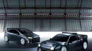 Nova igrača v garaži Kena Blocka: redek model RS200