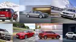 Znani so finalisti za Evropski avto leta 2018