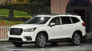 Subaru predstavlja svoj največji SUV Ascent