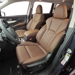 Subaru predstavlja svoj največji SUV Ascent (foto: Subar)