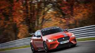 Jaguar XE SV Project 8 novi rekorder na Nürburgringu