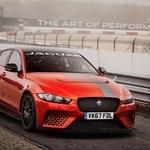 Jaguar XE SV Project 8 novi rekorder na Nürburgringu (foto: Jaguar)