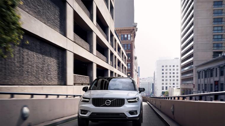 Znan znesek za 'naročnino' novega modela Volvo XC40 (foto: Volvo)
