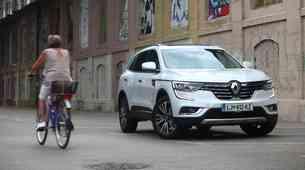 Test: Renault Koleos Initiale Paris Energy dCi 175 4WD X-Tronic