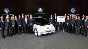 Volkswagen odšteva tedne do pričetka izdelave I.D. avtomobilov