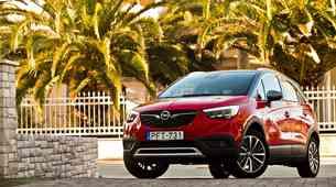 Test: Opel Crossland X 1.2 Turbo Innovation