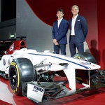 Sauber predstavil grafično podobo dirkalnika za sezono 2018 (foto: Sauber)