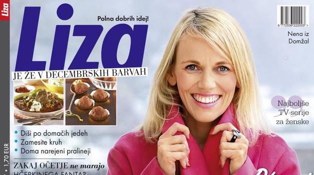 Revija Liza tokrat v kompletu s knjigo o Goranu Dragiću (foto: Arhiv Adria media)