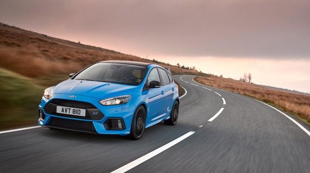 Ford priznal napako na modelu Focus RS (foto: Ford)