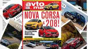 Izšel je novi Avto magazin! Testi: Kia Stonic, Jeep Compass, Citroën C3 Aircross
