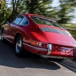 Tako redek, da ga niso imeli niti v lastni zbirki: Porsche obnovil nastarejšega 911 (foto: Porsche)