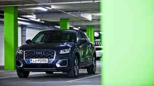 Kratki test: Audi Q2 1.6 TDI