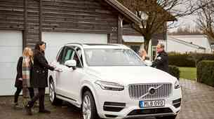 Volvo se pripravlja na splavitev avtonomnih avtomobilov četrte generacije