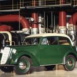 Zgodovina: Opel – od šivalnega stroja do prvega avtomobila s samonosno karoserijo (foto: Opel)