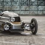 Morgan v partnerstvo s podjetjem Frazer-Nash za izdelavo električnega avtomobila (foto: Miorgan)