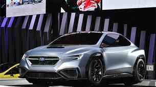 Subaru razmišlja o opustitvi bokserskega motorja