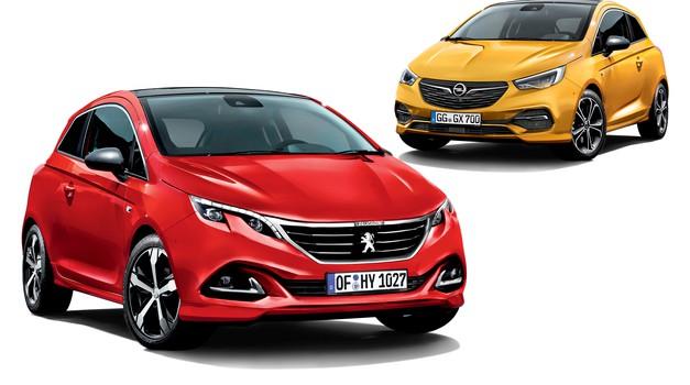 Novi Peugeot 208 bo imel tudi električni pogon – videli ga bomo v Ženevi (foto: Bojan Perko)