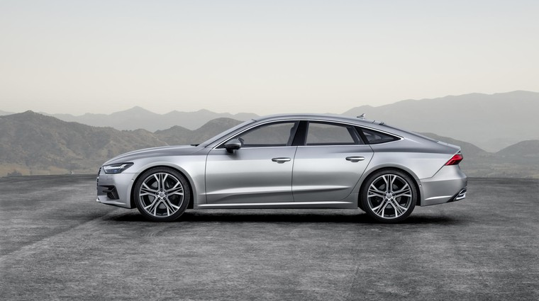 Novo (športno) poglavje: predstavljamo Audi A7 Sportback (foto: Audi)
