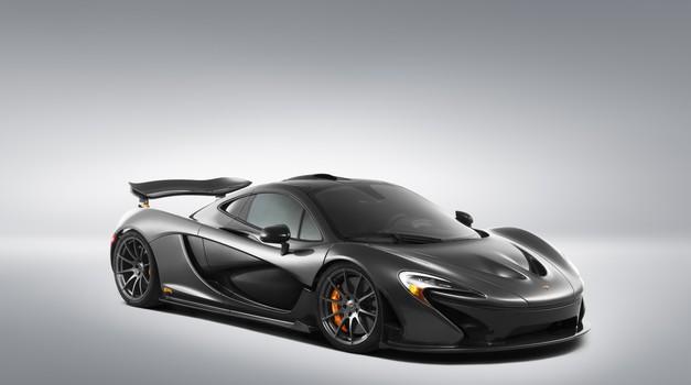 McLaren prvi, ki bo izdelal električnega superšportnika? (foto: McLaren)