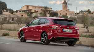 Subaru Impreza se odmika od tradicionalne športnosti