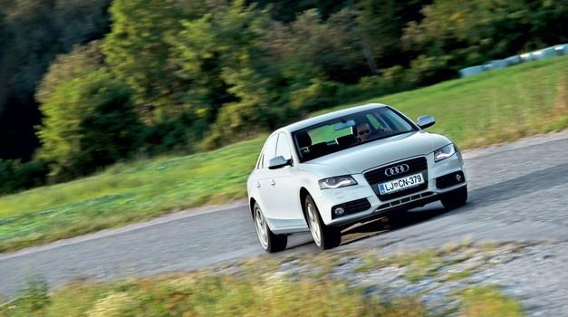 Masovni vpoklic Audijevih avtomobilov (foto: Arhiv AM)