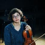 Ana Sešek (violina) (foto: Zavarovalnica Triglav)