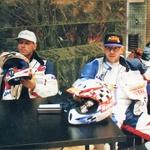 Dvojni intervju: Miran Stanovnik in Janez Rajgelj o reliju Dakar 1996 (I. del) (foto: Matevž Hribar, osebni arhiv Mirana Stanovnika in Janeza Rajglja)