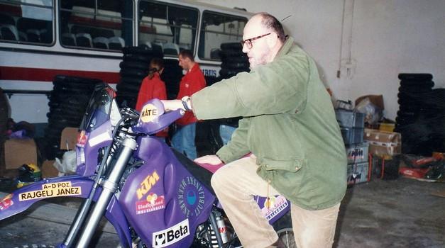 Dvojni intervju: Miran Stanovnik in Janez Rajgelj o reliju Dakar 1996 (II. del) (foto: osebni arhiv Janez Rajgelj)