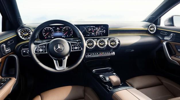 Video: Mercedes Benz razred A na zimskih testiranjih (foto: Daimler)