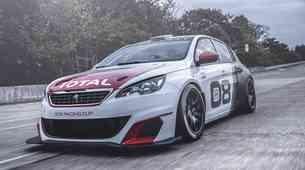 Video: Peugeot predstavil nov dirkalnik TCR