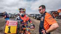 Dakar 2018: slovenska Adria je spet opremila KTM-ovo tovarniško ekipo