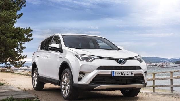 Toyota ustavila prodajo dizlov v Italiji (foto: Toyota)