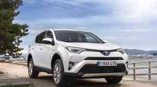 Toyota ustavila prodajo dizlov v Italiji