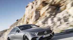 Mercedes-Benz z rekordno prodajo v letu 2017, za letos pripravljenih ducat novosti