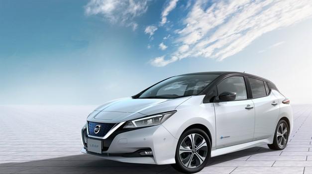 Elektrika in šport: Nissan napovedal Leaf Grand Touring Concept (foto: Nissan)