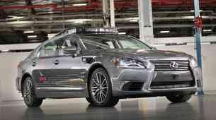 Toyota predstavlja platformo za avtomatizirane avtomobile naslednje generacije