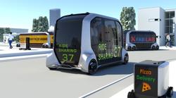 Avtonomna mobilnost prihodnosti: kaj imajo skupnega Toyota, Amazon, Pizza Hut in Uber?