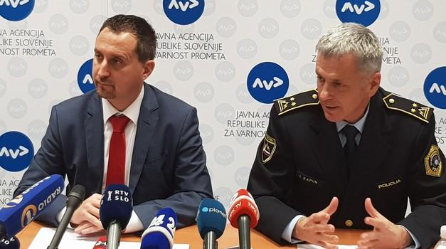AVP: slovenske ceste postajajo varnejše (foto: AVP)