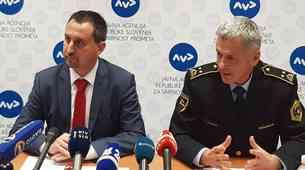 AVP: slovenske ceste postajajo varnejše