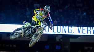 Monster Energy Supercross: Musquin do izpahnjene rame, rdeča številčnica Andersonu (video)