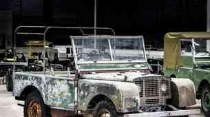 Land Rover praznuje 70-obletnico znamke v stilu