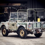 Land Rover praznuje 70-obletnico znamke v stilu (foto: Land Rover)
