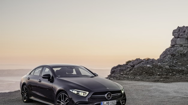 Detroit 2018: Mercedes-Benz 53 AMG je prvi korak k športnim hibridom (foto: Daimler AG)